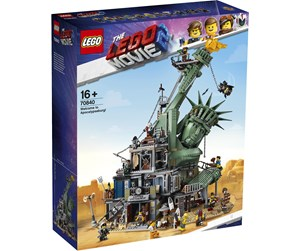 70840 - LEGO Lego Movie Welcome to Apocalypseburg
