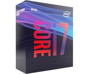 BX80684I79700F - Intel Core i7-9700F Coffee Lake S Prosessor - 8 kjerner 3 GHz - Intel LGA1151 - Intel Boxed