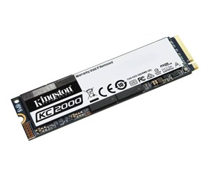 SKC2000M8/2000G - Kingston KC2000 M.2 NVMe - 2TB