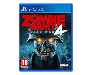 5056208803795 - Zombie Army 4: Dead War - Sony PlayStation 4 - Action