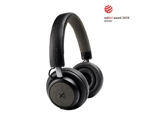 70020 - SACKit TOUCHit Headphones - Black - Svart