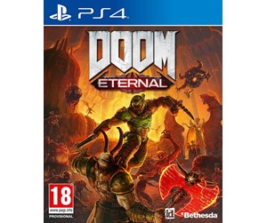 5055856422747 - DOOM Eternal - Sony PlayStation 4 - FPS