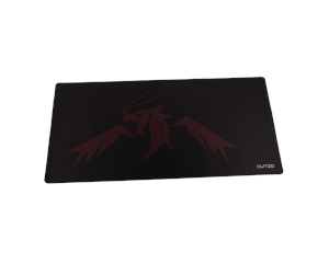 DUTZO Fushi Edged Gaming Mousepad - Desktop