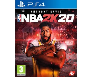 5026555426398 - NBA 2K20 - Sony PlayStation 4 - Sport