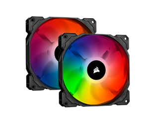 CO-9050096-WW - Corsair iCUE SP140 RGB PRO 2-pack