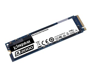 SA2000M8/250G - Kingston A2000 M.2 NVMe SSD - 250GB