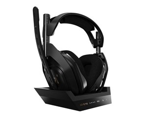939-001676 - Astro A50 Wireless + Base Station 4th gen PS4/PC edition - Svart