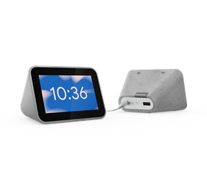 ZA4R0025SE - Lenovo Smart Clock with Google Assistant