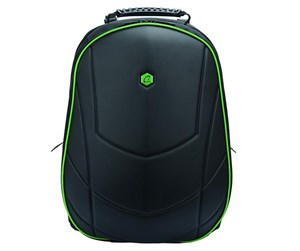 "BB-3331GE-17"""" - BESTLIFE 17'' Gaming Backpack Assailant Black/Green"