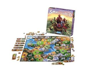 DOW7901S - Days of Wonder SMALL WORLD - Nordisk