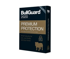 NORPPFCOEMMDL2012 - BullGuard Premium Protection 2020 - box pack (1 year) - 5 devices -