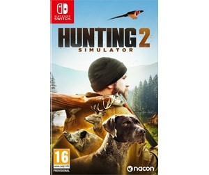 3665962001372 - Hunting Simulator 2 - Nintendo Switch - Jakt