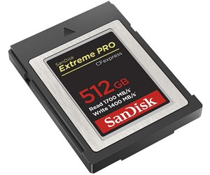 SDCFE-512G-GN4NN - SanDisk Extreme Pro CFexpress - 512GB