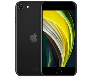 MXVT2QN/A - Apple iPhone SE 256GB - Black