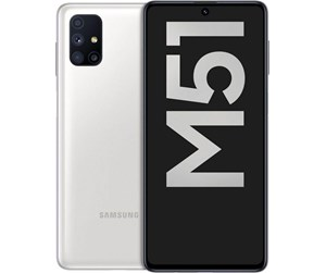 SM-M515FZWDEUD - Samsung Galaxy M51 128GB - White