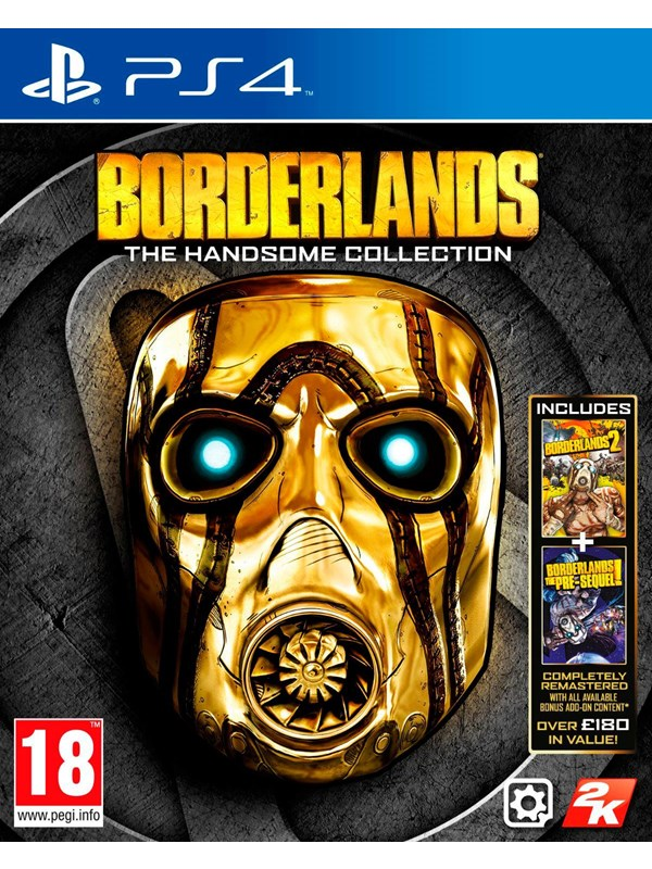 Bilde av Borderlands: The Handsome Collection - Sony Playstation 4 - Collection