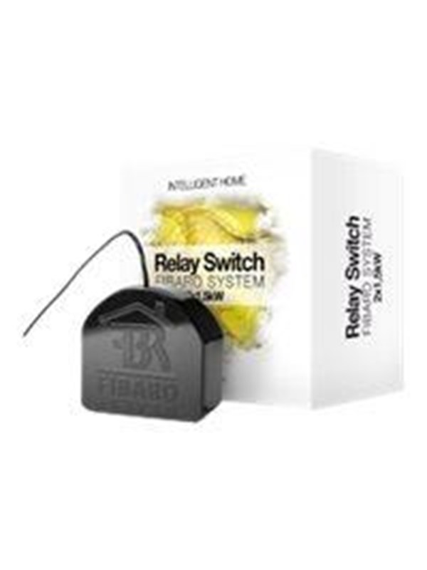 Fibaro Relay Switch 2 * 1.5 KW