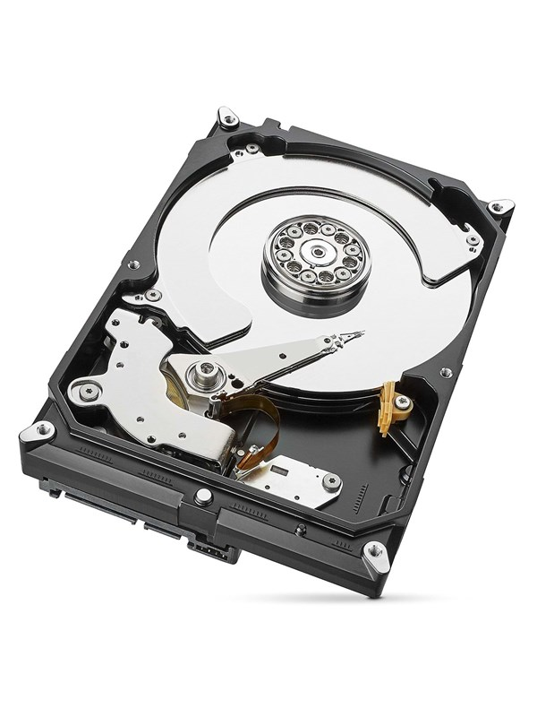 "Seagate IronWolf ST2000VN004 Harddisk - 2 TB - 3.5"" - 5900 rpm - SATA-600 - 64 MB cache"