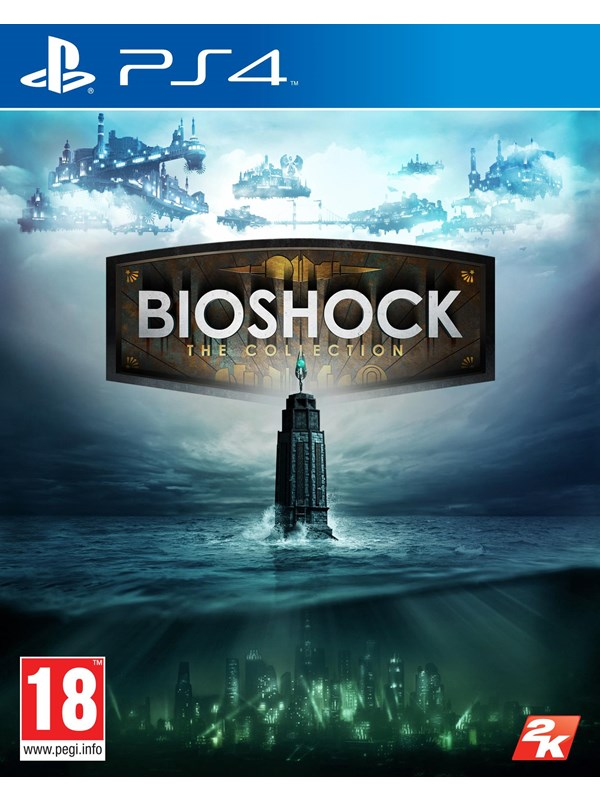 Bilde av Bioshock: The Collection - Sony Playstation 4 - Collection