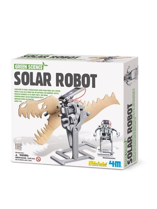 Bilde av 4m Green Science - Soldrevet Robot