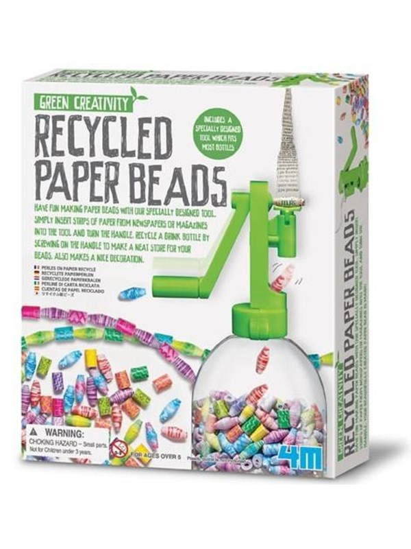 Bilde av 4m Green Creativity Recycled Paper Beads
