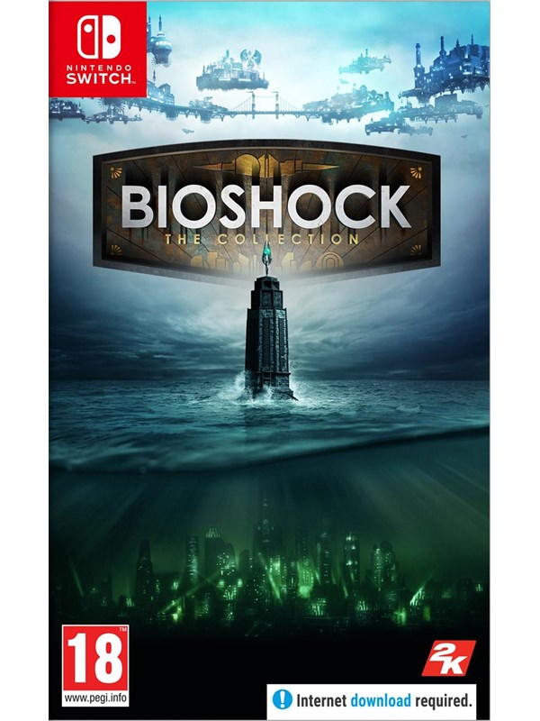 Bilde av Bioshock: The Collection - Nintendo Switch - Collection
