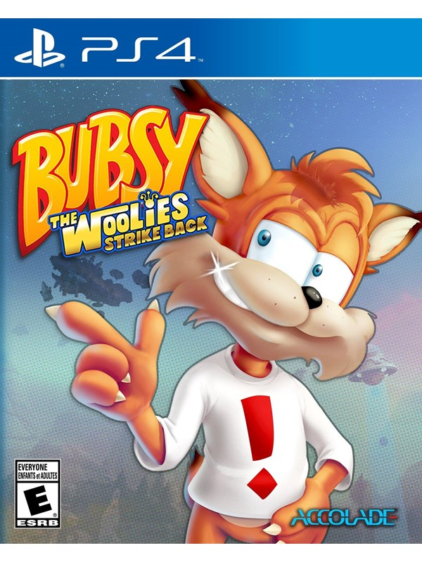 Bilde av Bubsy: The Woolies Strike Back - Limited Edition - Sony Playstation 4 - Action