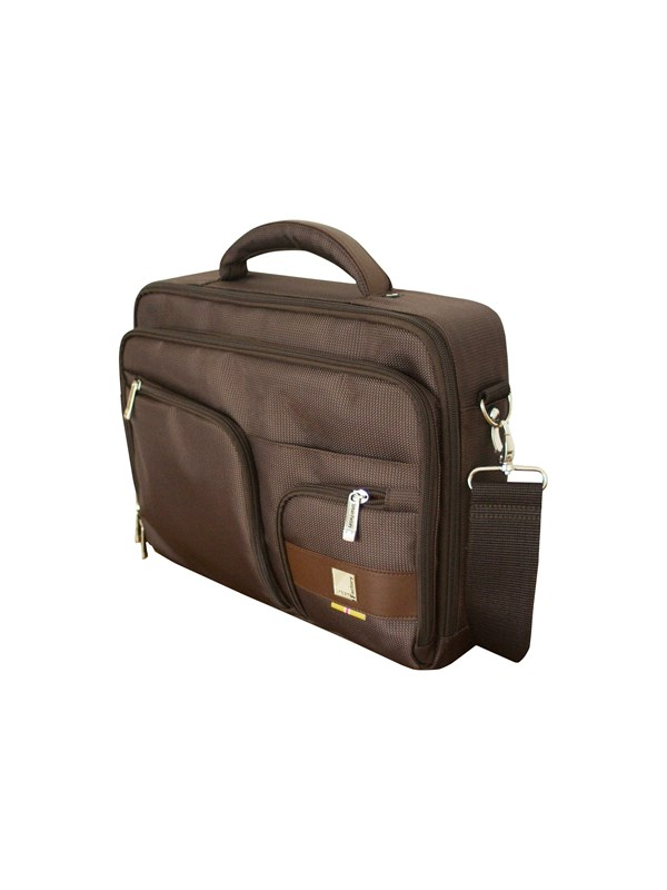 "Bilde av Addison Urban Factory Moda Laptop Bag 13.3/14.1"" Black Notebook Carrying Case"