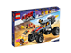 70829 - LEGO Lego Movie 70829 Emmet og Lucys fluktbuggy!