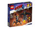 70836 - LEGO Lego Movie 70836 Kampklare Batman™ og Knivskjegg