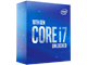 BX8070110700K - Intel Core i7-10700K Comet Lake Prosessor - 8 kjerner 3.8 GHz - Intel LGA1200 - Intel Boxed without heatsink/fan