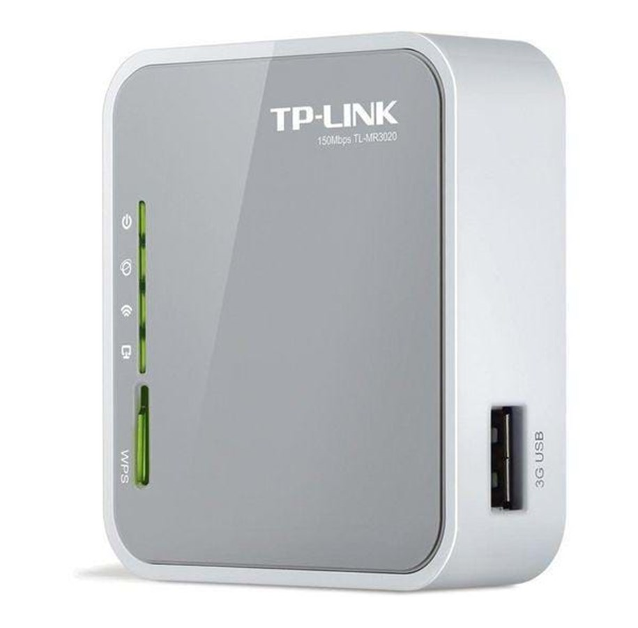 TP-Link TL-MR3020 Portable 3G