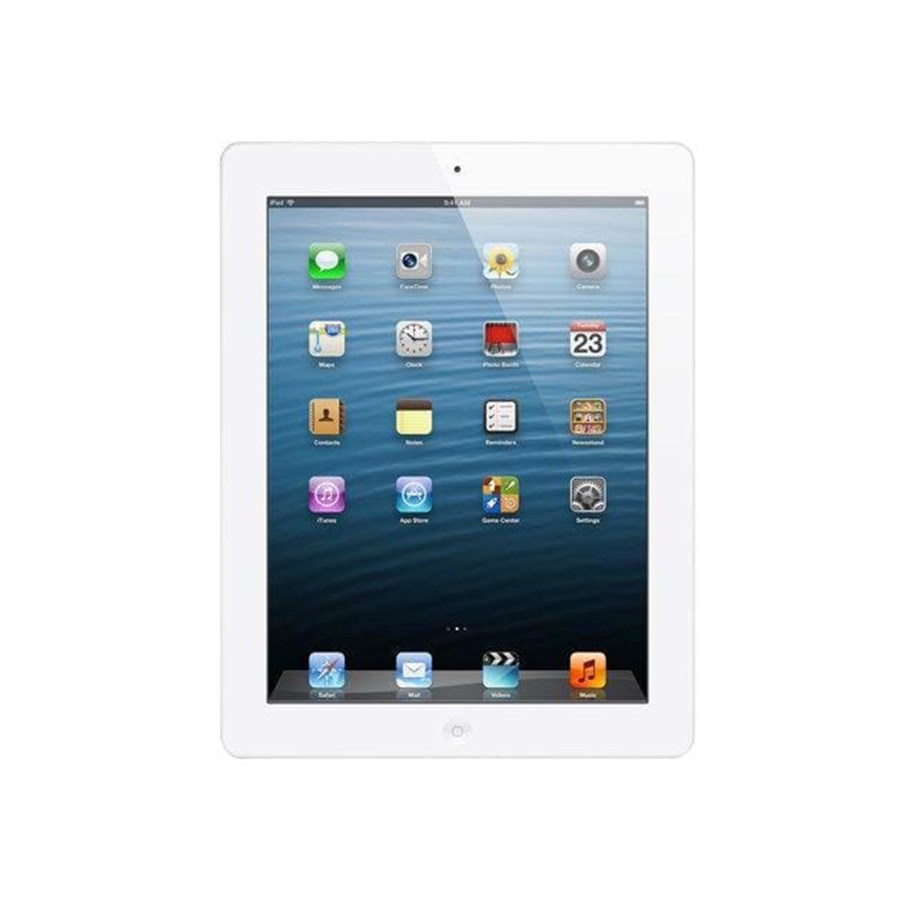 Apple iPad Retina Wi Fi 16GB Hvit | Billig